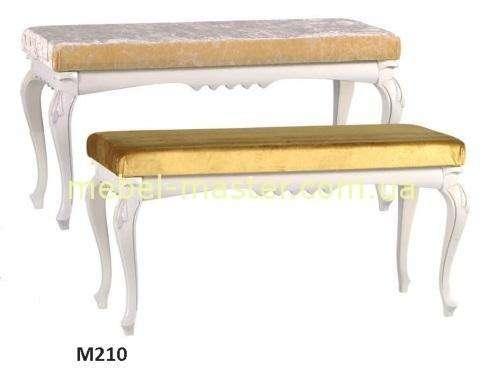 Декоративная банкетка в мебельный гарнитур Матео