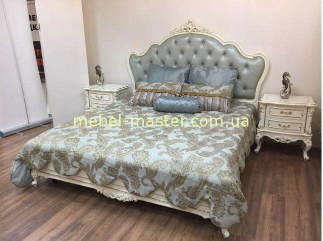 Кровать в стиле барокко Ирма, Аванти