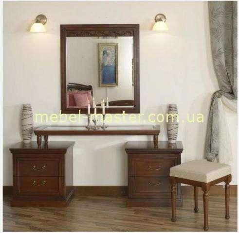 Стол туалетный в мебельный гарнитур Анастасия.