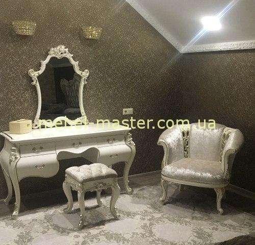 Стол туалетный в спальный гарнитур Шампань. ENIGMA