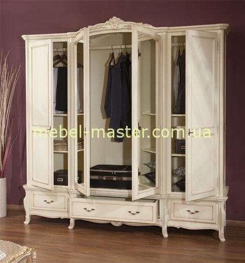 Шкаф распашной в мебельный гарнитур Аркад, Румыния