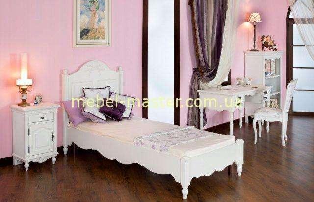 Белая мебель для девочки Лаванда, Румыния