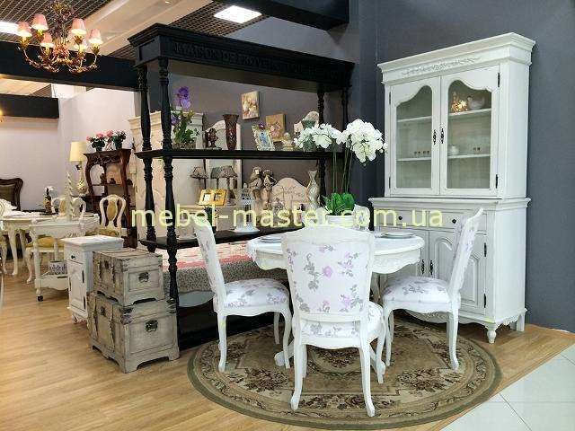 Мебель для гостиной комнаты в стиле Прованс, Лаванда.