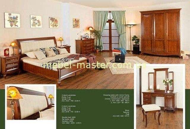 Мебель для спальни Вивере, Мобекс