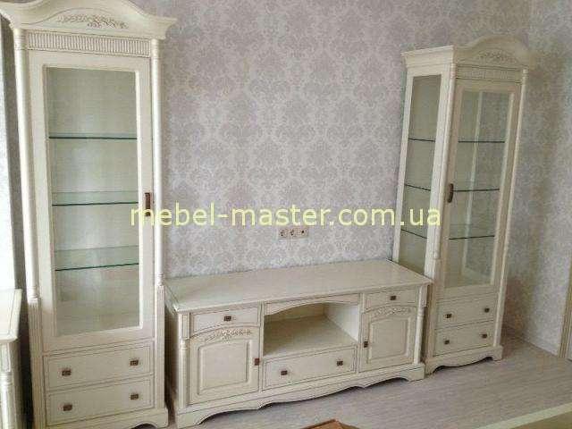 Витрины однодверные в мебельный гарнитур Анна, Мобекс