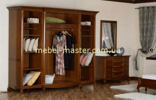 Наполнения шкафа Вивере, Мобекс
