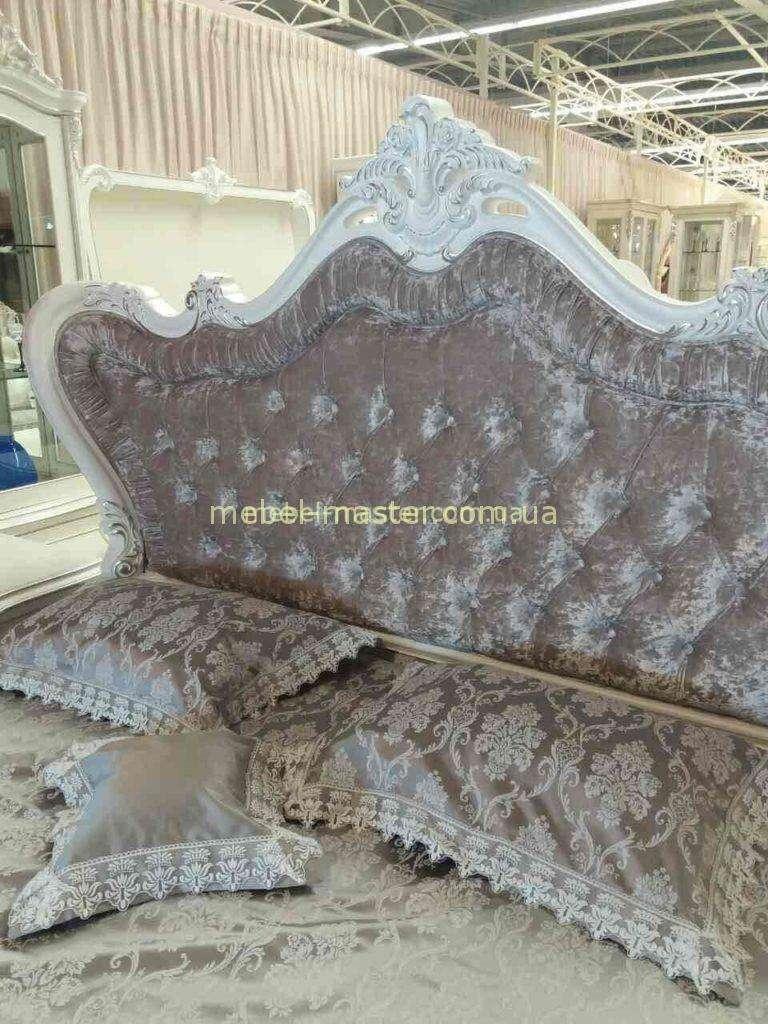 Изголовье кровати Версаль. стиль барокко