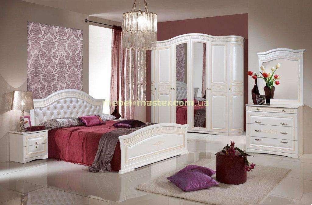 Белая спальня Венеция, Слониммебель