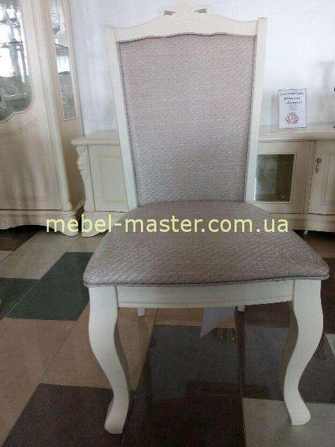 Белый классический обеденный стул Севилья, София