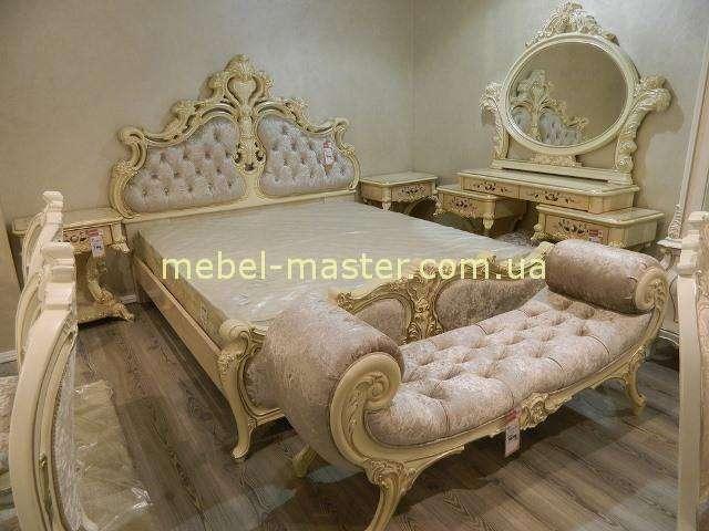 Кровать в стиле барокко Ренессанс, Энигма