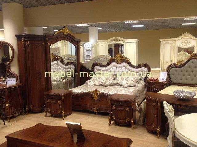 купить недорогую мебель для спальни в стиле барокко в киеве днепре