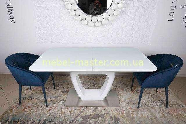 Белый стол в стиле модерн Торонто, Николас