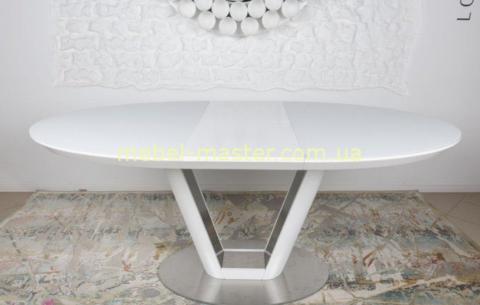 Недорогой раскладной овальный обеденный стол Денвер, Николас