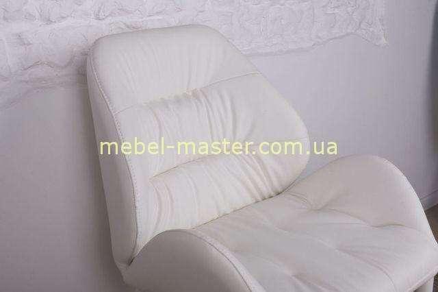 Белый мягкий стул SEVILLA, Николас