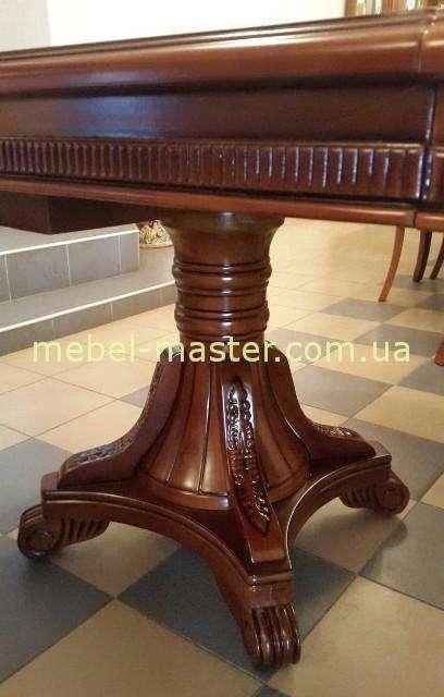Резная нога к столу Р 22, Китай