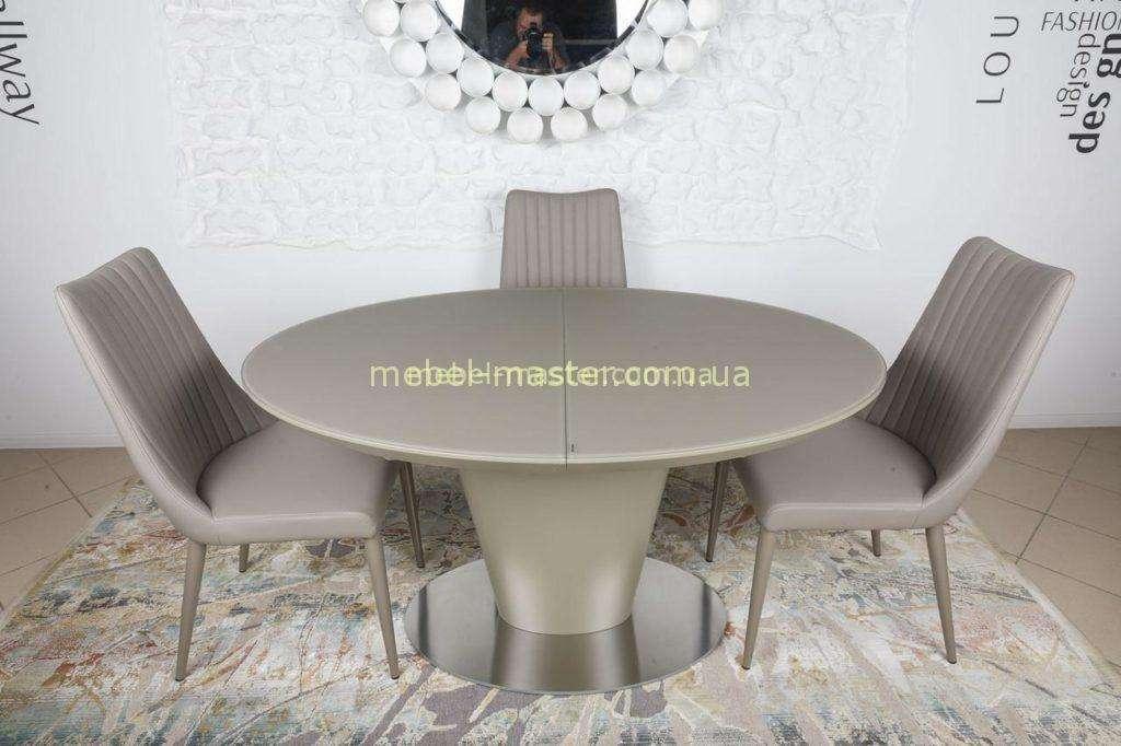 Стол обеденный в цвете мокко Джорджия, Николас