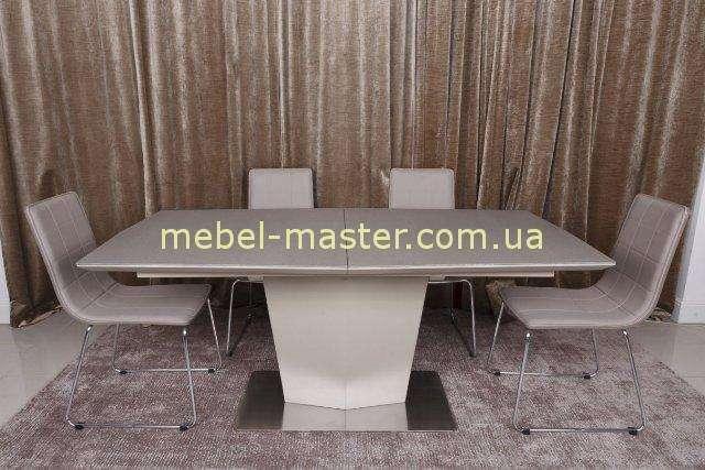 Стол обеденный из стеклокерамики Мичиган, Николас