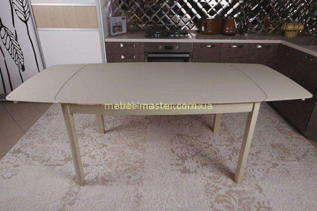 Бежевый стол обеденный в стиле модерн, Николас