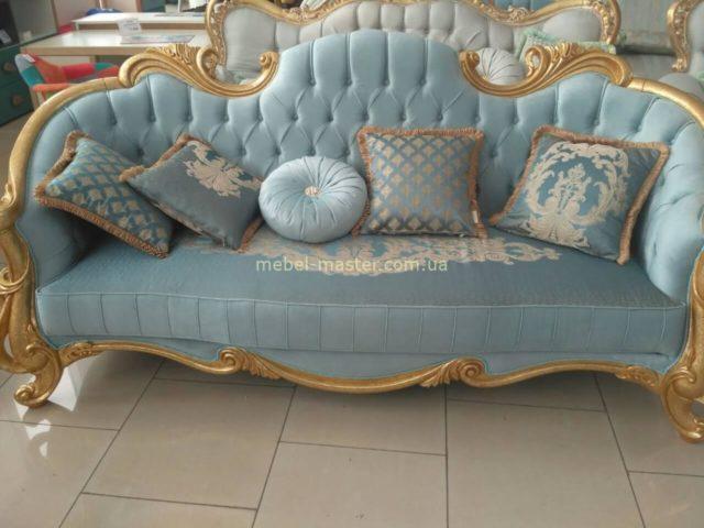 Недорогой диван классический в стиле барокко Седефа, Китай