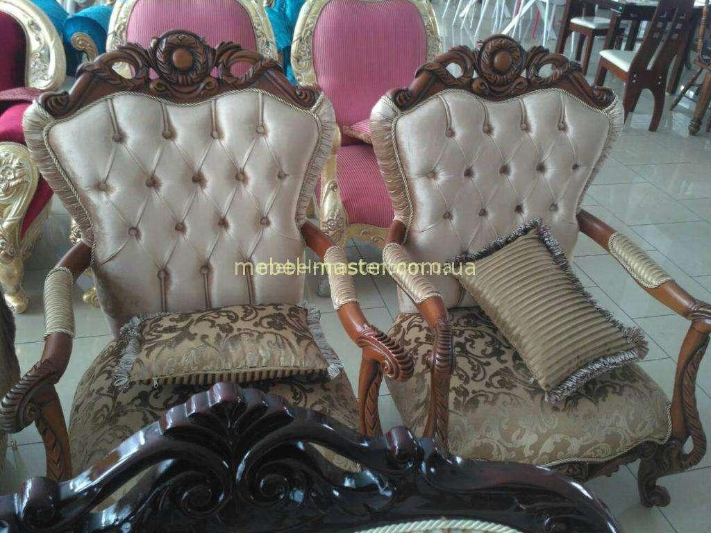 Коричневые кресла для отдыха Караса, Малайзия