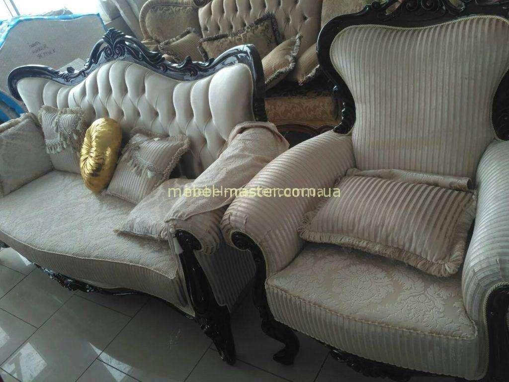 Мягкий комплект мебели Инси, Малайзия