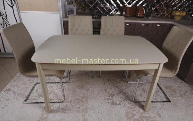 Обеденный стол со стульями в стиле модерн, Николас