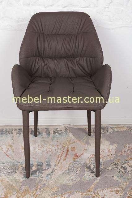 Коричневый стул-кресло Севилья, Николас