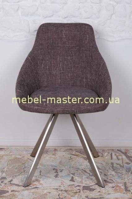 Коричневый тканевый стул Толедо, Николас