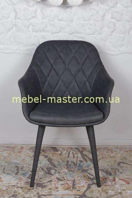 Черный мягкий стул ZARAGOZA, NICOLAS