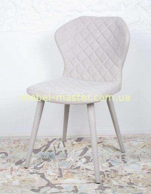 Белый мягкий стул Валенсия, Николас