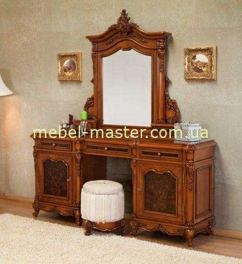 Резной туалетный стол для спальни Поэзис, Симекс