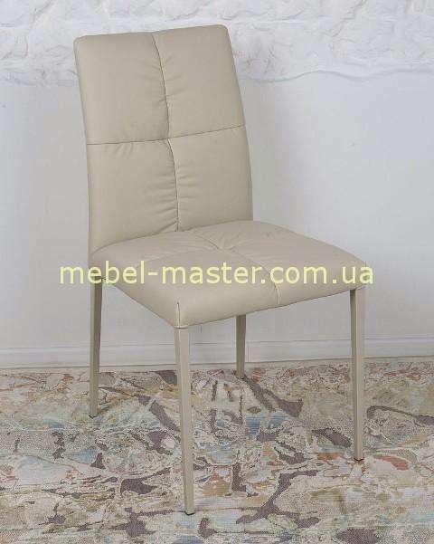 Бежевый мягкий стул в стиле модерн баден, Николас