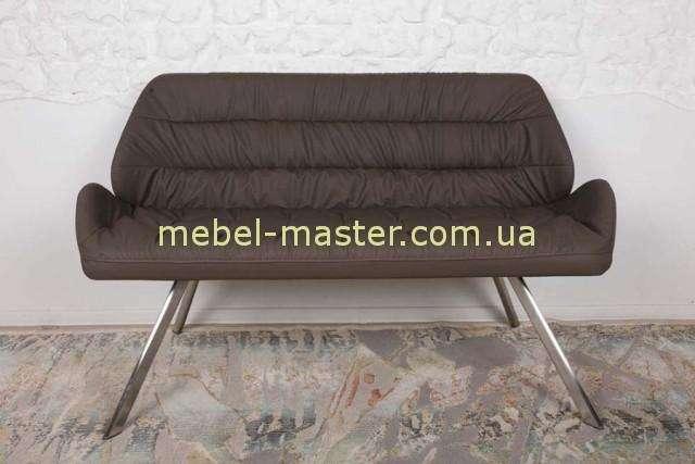 Мягкий диван из экокожы Кресло - банкетка TENERIFE в стиле модерн.