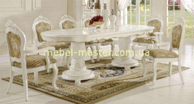 Недорогой классический белый стол Р 96, Китай