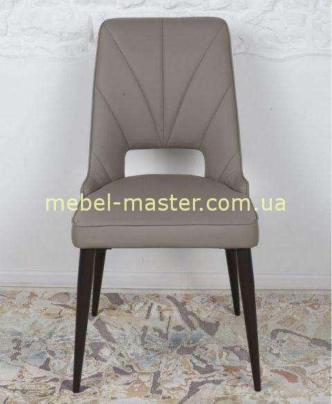 Мягкий стул Мюнхен, Николас, цвет мокко.