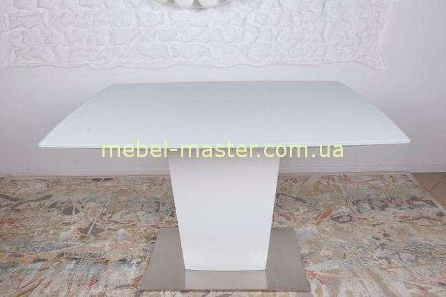 Белый модерновый стол Оксфорд, Николас