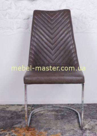 Баклажановый стул Монтерей в стиле модерн, Николас