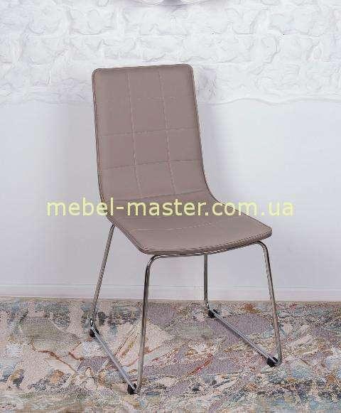 Стильный стул Дерби в цвете мокко, Николас