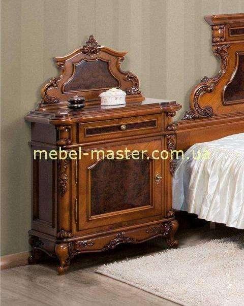 Тумбочка прикроватная для комплекта мебели Поэзис, Симекс