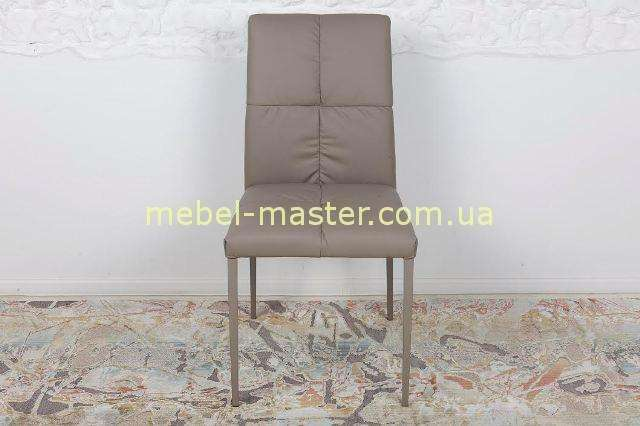 Мягкий тканевый стул Баден, Николас в цвете мокко