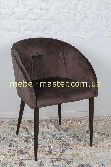 Коричневое Кресло ELBE, Николас в стиле модерн