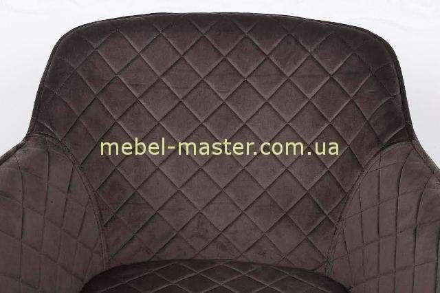 Отделка мягкого кресла из велюра Бавария, BAVARIA, Николас
