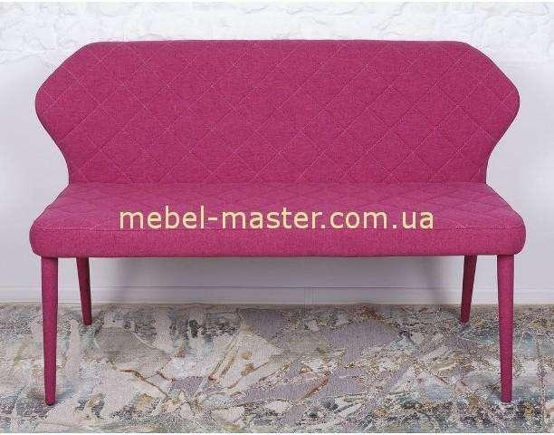 Розовый мягкий диван Валенсия, Николас