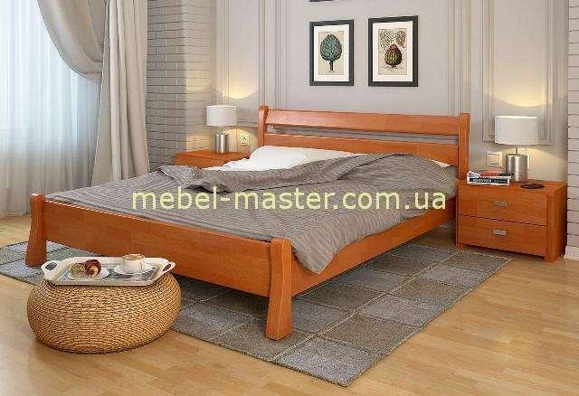 Деревянная двухспальная кровать Венеция, Арбор