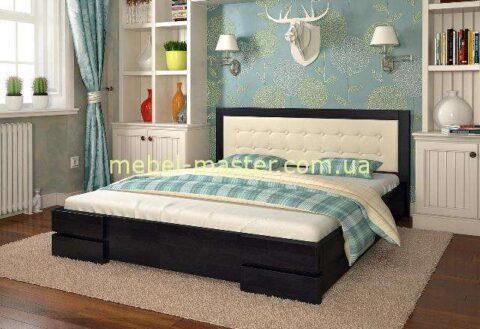 Двухспальная кровать с подъемным механизмом Регина, Арбор