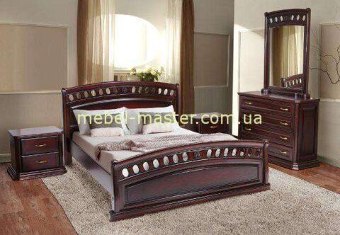 Мебель для спальни Флоренция из массива дуба, Микс Мебель