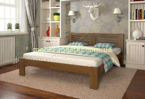 Бежевая спальня Либерти в стиле модерн от ТОП МЕБЕЛЬ