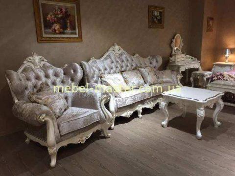 Мягкий набор мебели для гостиной Версаль, Энигма со скидкой