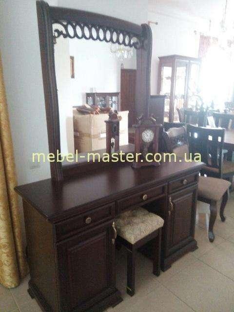 Туалетный стол с зеркалом для спальни Доминика, Италконцепт