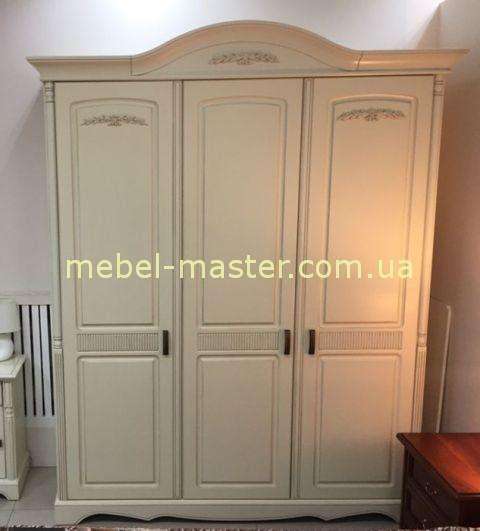 Шкаф на три двери Анна в стиле Прованс, Румыния, Мобекс